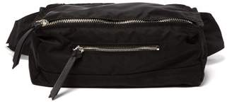 Givenchy Pandora Shell Cross Body Bag - Mens - Black White