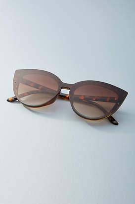 Anthropologie Kyla Cat-Eye Sunglasses