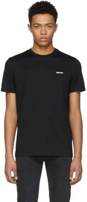 Givenchy Black Archive Logo T-Shirt