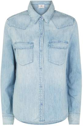 AG Jeans Deanna Denim Shirt