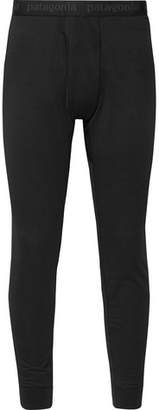 Patagonia Polartec Power Grid Capilene Jersey Tights