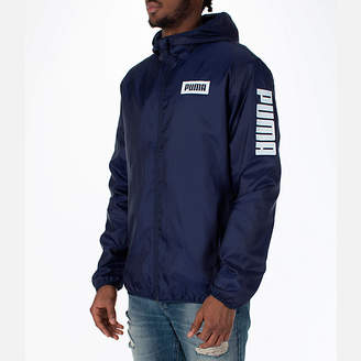 Puma Men's Rebel Windbreaker Jacket