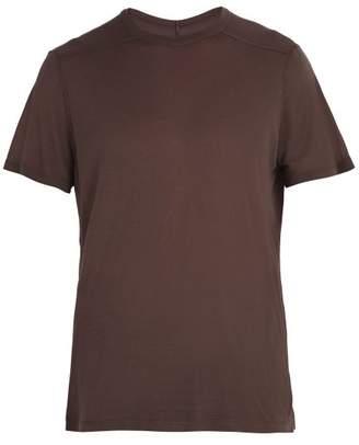 Rick Owens Crew Neck T Shirt - Mens - Red