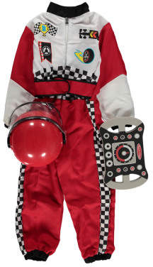 Melissa & Doug Racing Driver Costume