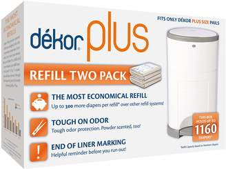 Dekor Plus Refill Two Count