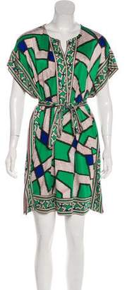 Diane von Furstenberg Tuvallu Silk Dress