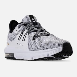 Nike Boys' Preschool Sequent 3 Running Shoes