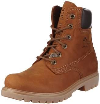 Panama Jack Women's Panama 03 Wool Ankle Boots, Brown (Cuero/Bark)