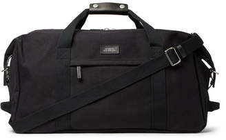Saturdays NYC Norfolk Cotton-Canvas Holdall
