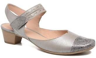 Sweet Women's Dimo Strap Sandals In Grey - Size Uk 3.5 / Eu 36