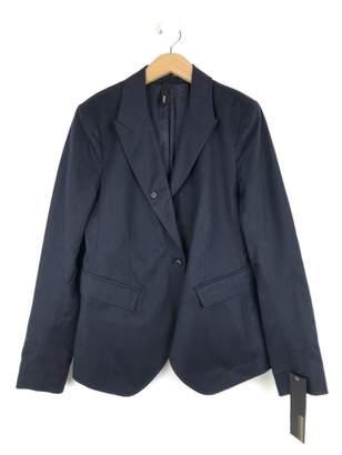 Edun Blue Cotton Jackets