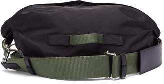 Marni Oversized Nylon Cross Body Bag - Mens - Black