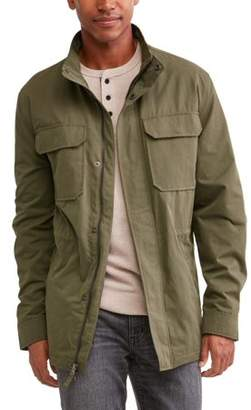 George Men's Field Jacket Up To Size 5Xl