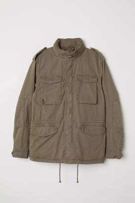 H&M Cotton Jacket - Green