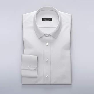 Ivory business dress shirt