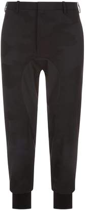 Neil Barrett Camouflage Tapered Trousers