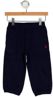 Ralph Lauren Boys' Embroidered Knit Pants