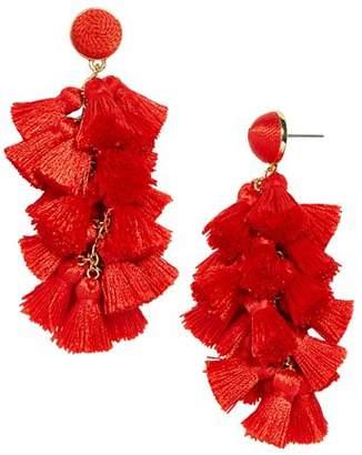 BaubleBar Contessa Tassel Earrings