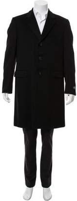 Belvest Cashmere Long Coat w/ Tags