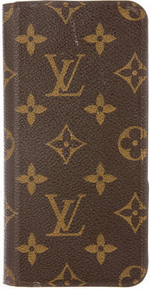 Louis Vuitton Louis Vuitton Monogram iPhone 7 Folio