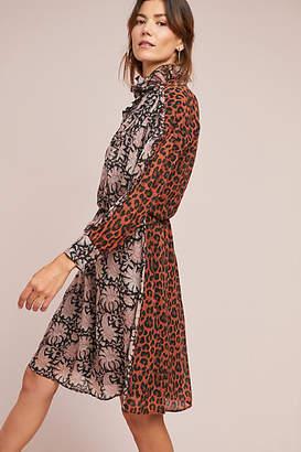 Antik Batik Silk Patchwork Dress
