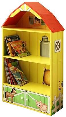 Fantasy Fields by Teamson Happy Farm Barn Bookshelf