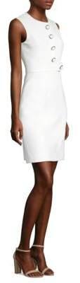 Michael Kors Cotton Crepe Dress