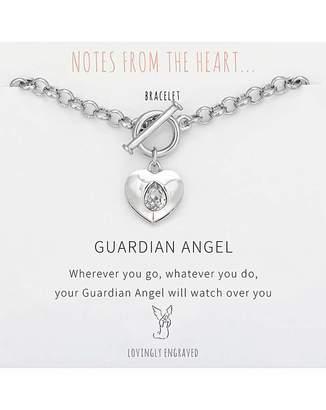 Angel Heart Note From The Heart Guardian Bracelet