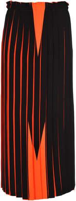 MM6 MAISON MARGIELA Mm6 Pleated Long Skirt