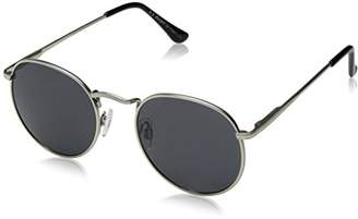 4b1dbc346d at Amazon.com · A. J. Morgan A.J. Morgan Bradley Round Sunglasses