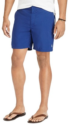 Polo Ralph Lauren Monaco Swim Trunks $85 thestylecure.com