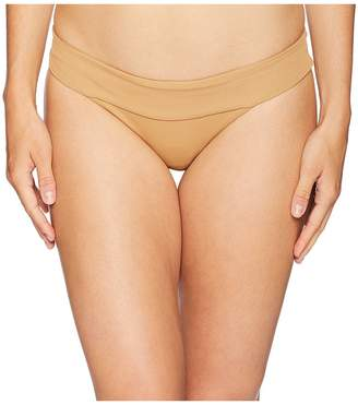 L-Space Ridin' High Ribbed Veronica Bottom Women's Swimwear