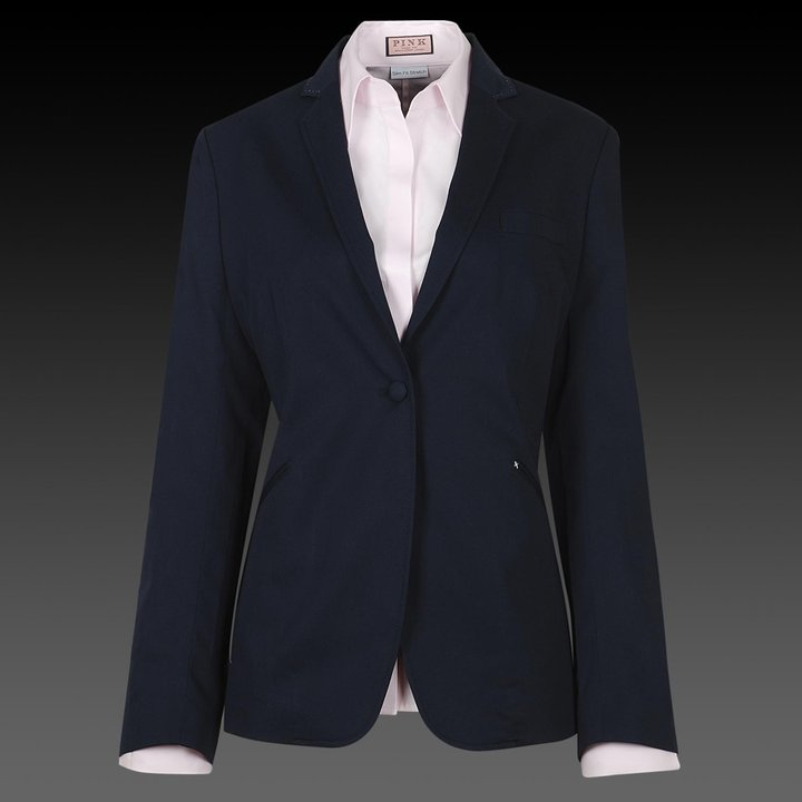 Deep Blue Pable Jacket