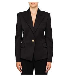 Balmain Single Button Core Tux Jacket