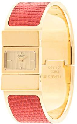 Hermes Pre-Owned Loquet Clic Clac watch