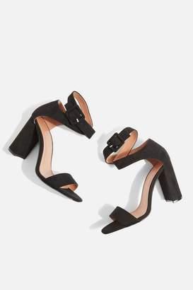 Topshop SINITTA Cross Over Sandals