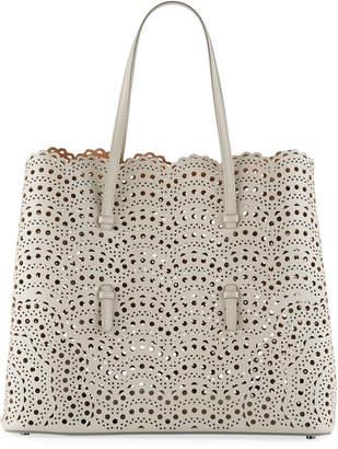 Alaia Regular Cutout Tote Bag