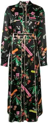 6e2563ab492 Button Front Maxi Dress Black - ShopStyle UK