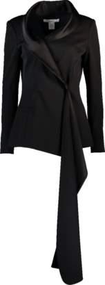 Oscar de la Renta Asymmetrical Jacket