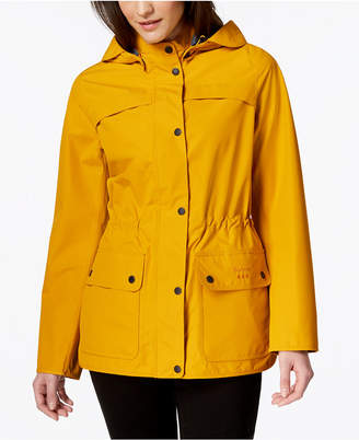 Barbour Barometer Hooded Waterproof Raincoat