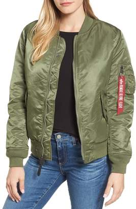 Alpha Industries MA-1 W Bomber Jacket