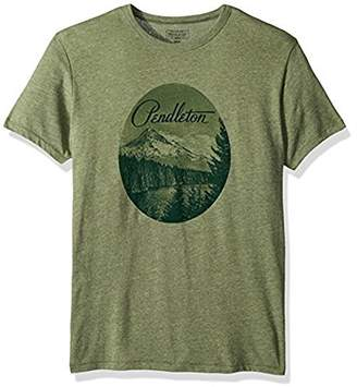 Pendleton Men's Short Sleeve Mt. Hood T-Shirt