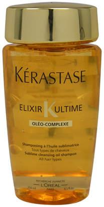 Kérastase Unisex Elixir K Ultimo Sublime 8.5Oz Cleansing Oil Shampoo