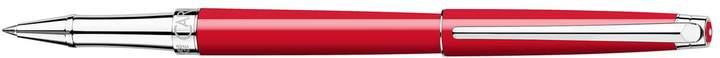 Léman Slim Scarlet Rollerball Pen, Red