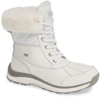 UGG Adirondack III Waterproof Insulated Winter Bootie