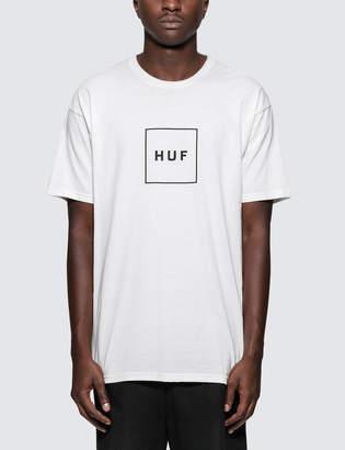 HUF Essentials Box Logo S/S T-Shirt