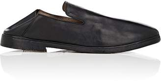Elia Maurizi Men's Leather Venetian Loafers