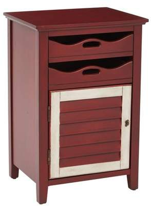 Office Star OSP Designs by Products Charlotte Chair Side Table