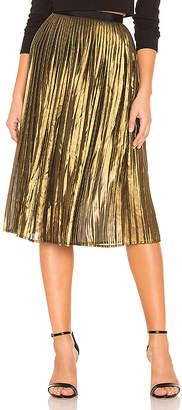 BB Dakota Foil The Trouble Skirt