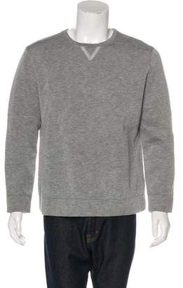 Helmut Lang Neoprene Sweatshirt